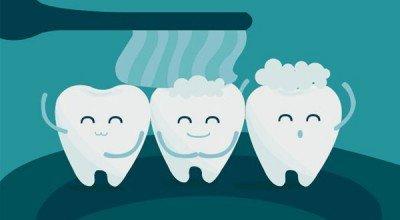 Cepillado dental artículo
