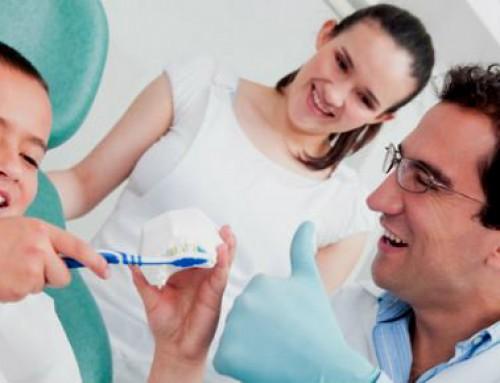 Mi primera visita al dentista