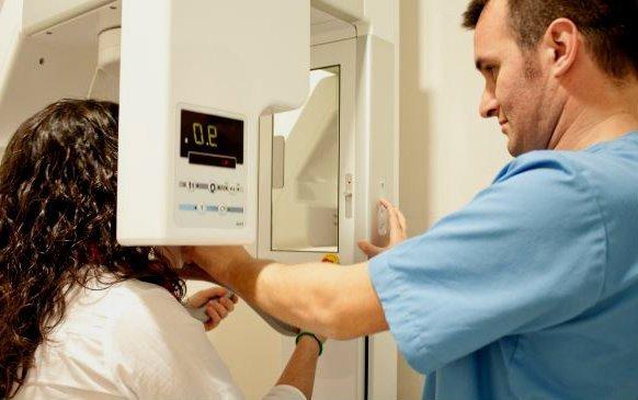 exploracion radiologica dentista