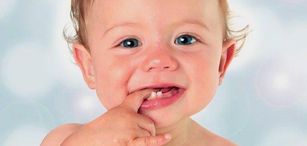 Denticion bebés