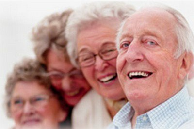 Salud bucal en ancianos