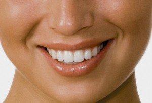 Dents en porcelaine