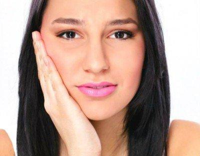 Glándula Parótida inflamada