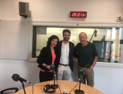 Entrevista al Dr. Daniel Tafur en Onda Azul Radio