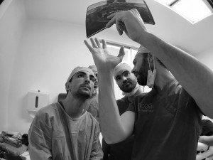 examen de parodontie clinique dentaire tafur